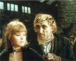 Ron Moody & Shani Wallis (Oliver) - Genuine Signed Autograph 6676